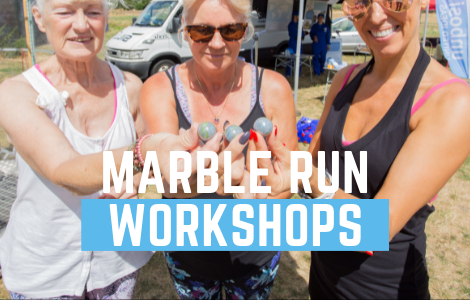 Marble Run Workshop 22nd May 21
