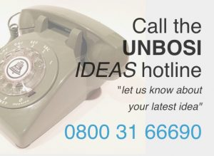 call the unbosi hotline today